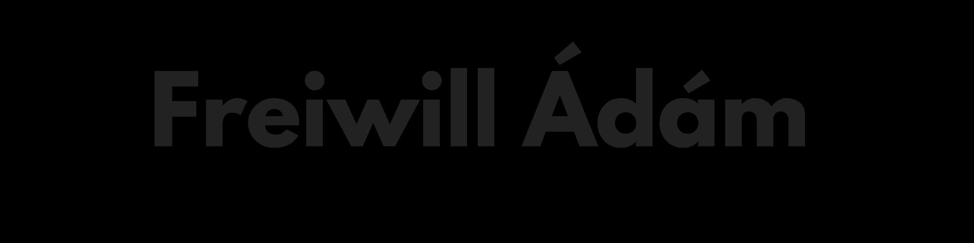 Freiwill Ádám - Entrepreneur, képzésvezető tréner